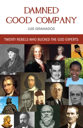 Cover of book, featuring a collage of historical faces.