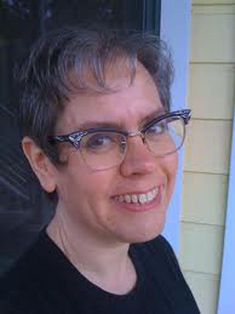 Headshot of Greta Christina