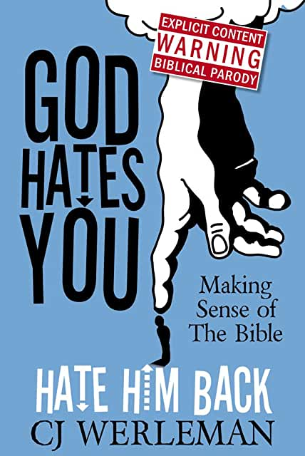 Cover of God Hates You