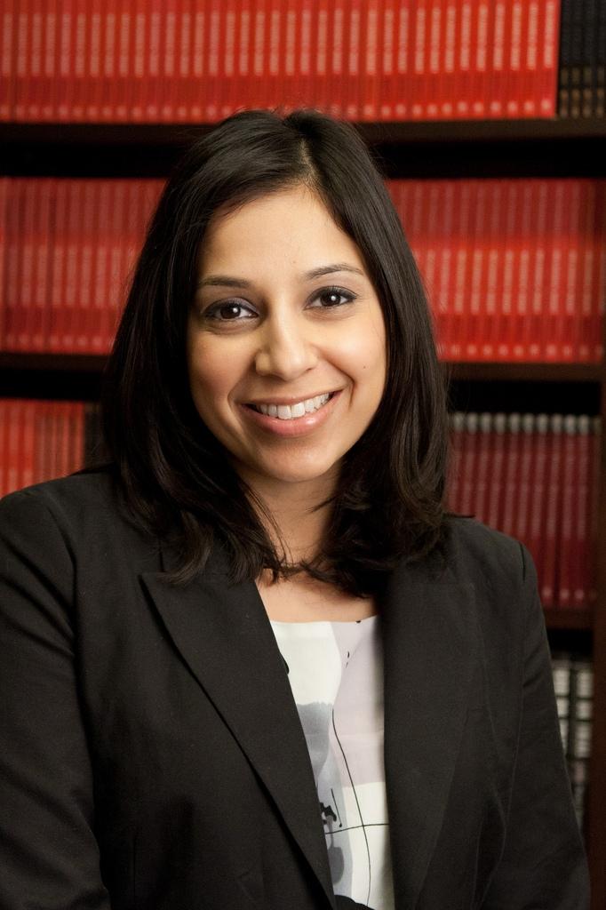 Headshot of Sandhya.