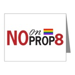No on Prop 8 icon